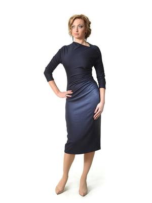 Платье синее | 5620393