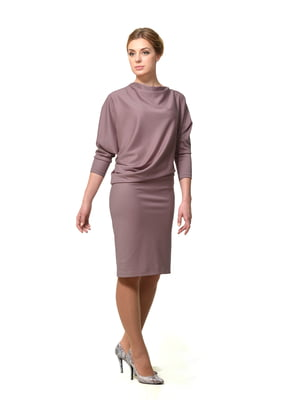 Сукня кавового кольору | 5620394