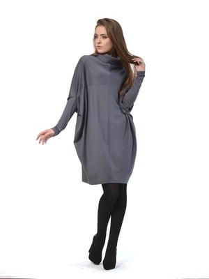 Платье серое | 5620410