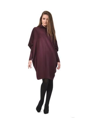Сукня бордова | 5620411