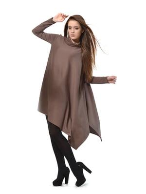 Платье кофейного цвета | 5620414