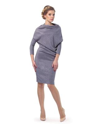 Платье серое | 5620416