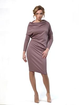Сукня кавового кольору | 5620418
