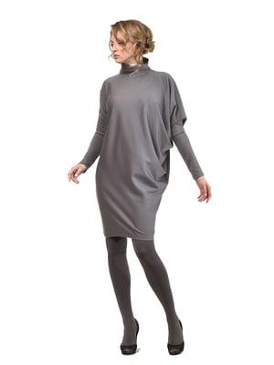 Платье графитового цвета | 5620424