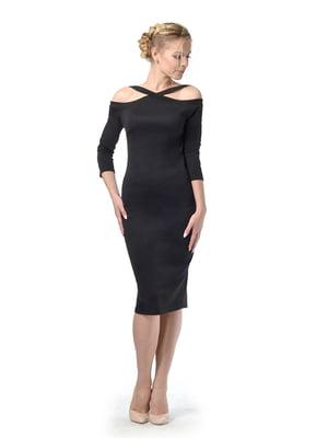 Платье черное | 5620445
