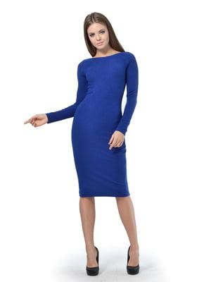 Платье синее | 5620456