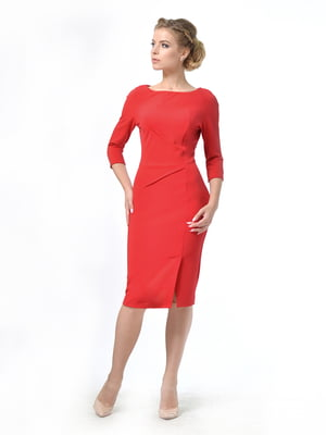 Платье красного цвета | 5620492