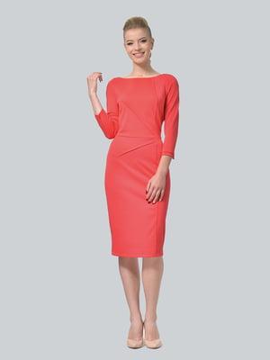 Сукня коралового кольору | 5620493