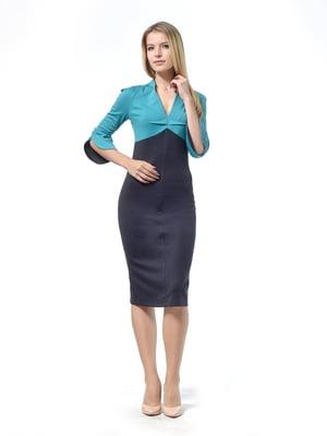 Сукня двокольорова | 5620520