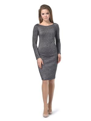 Сукня сріблястого кольору | 5620535