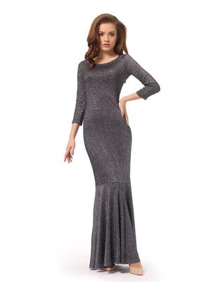 Сукня сріблястого кольору | 5620551