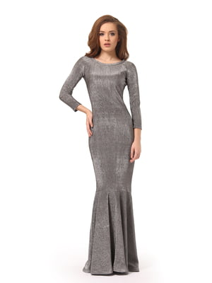 Сукня сріблястого кольору | 5620554
