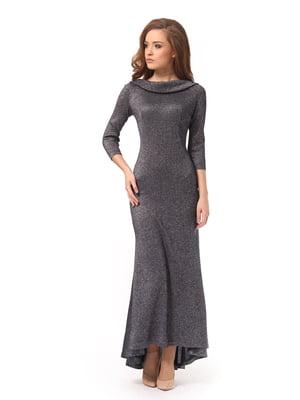 Сукня сріблястого кольору | 5620555