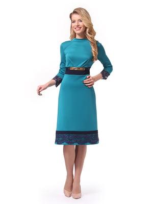 Сукня двокольорова | 5620572