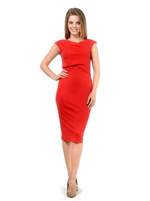 Сукня червоного кольору | 5620634