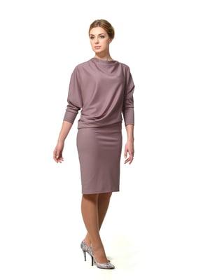 Сукня кольору фрезії | 5621201