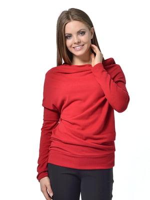 Джемпер красного цвета | 5621202