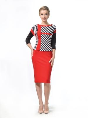 Комплект: блуза и юбка | 5621520