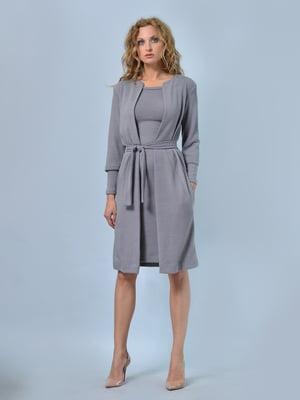 Комплект: сукня і кардиган   5621543