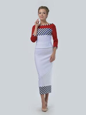 Комплект: блуза и юбка | 5621550