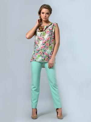 Комплект: туника и брюки | 5621578