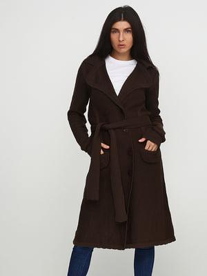 Кардиган коричневий   5624027