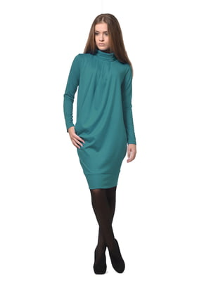 Платье бирюзовое | 5620430