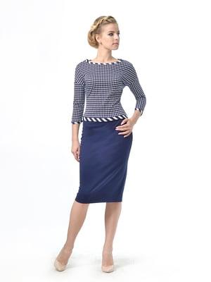 Комплект: блуза и юбка | 5621521