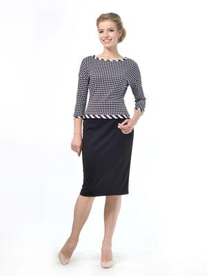 Комплект: блуза и юбка | 5621522