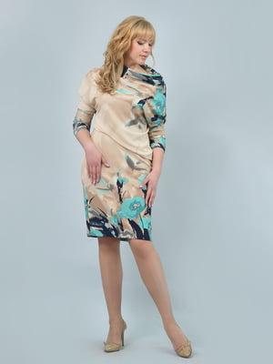 Сукня в квітковий принт | 5620606