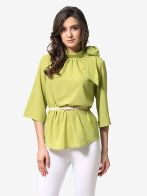 Блуза салатового цвета | 5620755