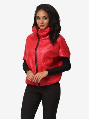 Куртка красного цвета | 5620786