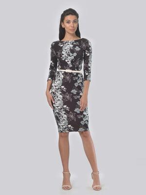 Платье в цветочный принт - LILA KASS - 5621495