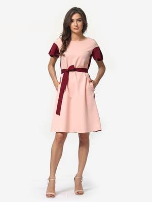 Сукня двокольорова | 5621690
