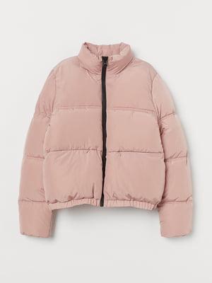 Куртка светло-розовая | 5548330