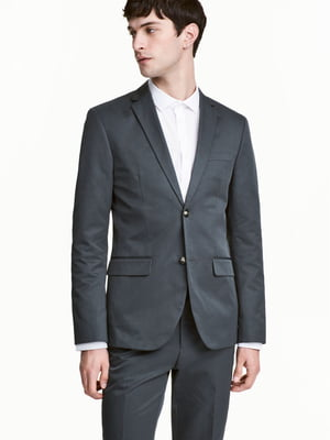 Пиджак серый | 5624351