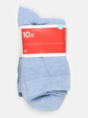 Набір шкарпеток (10 пар) | 5624380