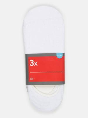 Набор носков-следков (3 пары) | 5624485
