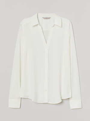 Блуза кремового кольору | 5624572