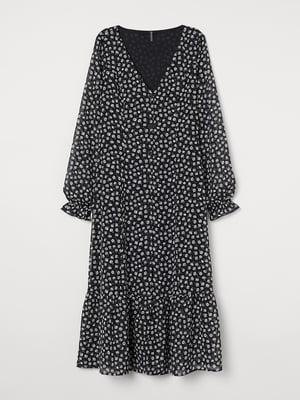 Сукня з квітковим принтом | 5624584