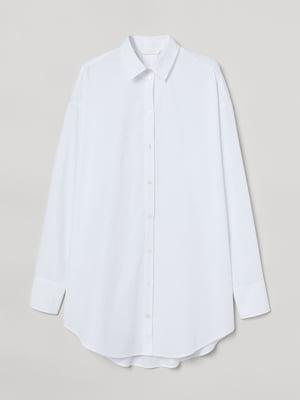Рубашка белая | 5624649