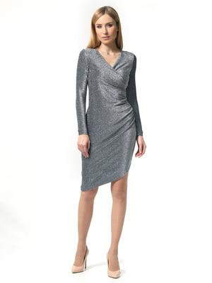 Сукня сріблястого кольору | 5621278