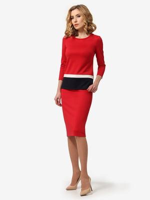 Комплект: джемпер и юбка | 5621641