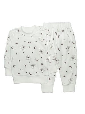 Комплект: свитшот и брюки | 5625391