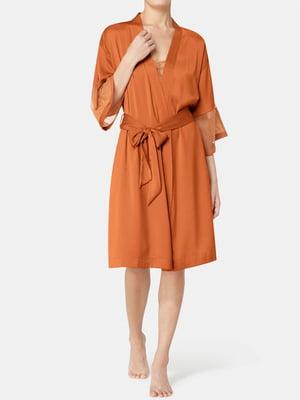 Комплект: халат і пояс | 5625600