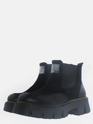Черевики чорні | 5617117