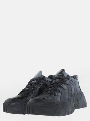 Кроссовки черные | 5617119
