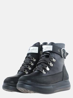 Черевики чорні | 5619084