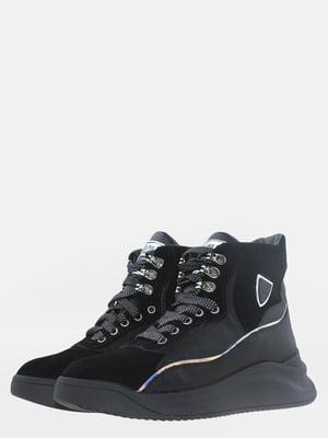 Ботинки черные | 5619089