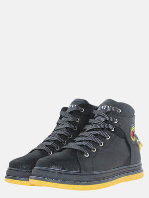Ботинки черные | 5619090
